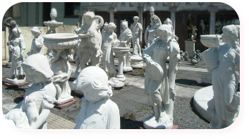 Galerie Robert - Statues,fontaines,décoration jardin...